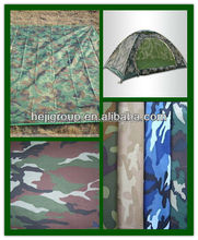 high quality fabric used for decorating military tents
