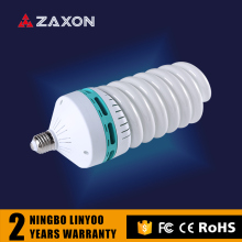 High Power 105W Spiral energy saving light factory e27 enery saving bulb