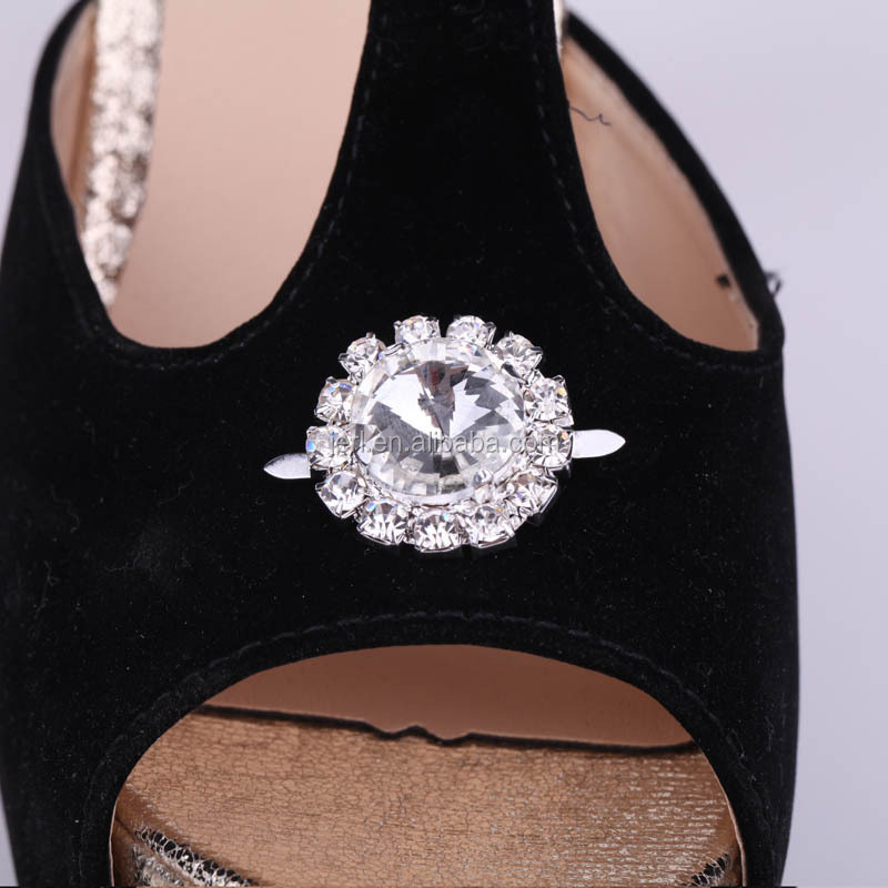 new Decorative shoe buckle accessories supplier