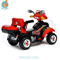 WDHZB1188S Hot Selling Baby Sit Car Baby Toy For Kids To Drive With 4 Electric Car Wheel
