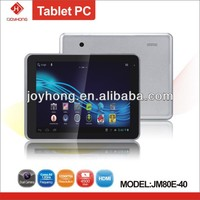 8 inch Quad Core manufacture tablet pc