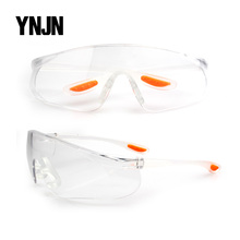 YNJN cheap wholesale industrial transparent welding safety protective glasses