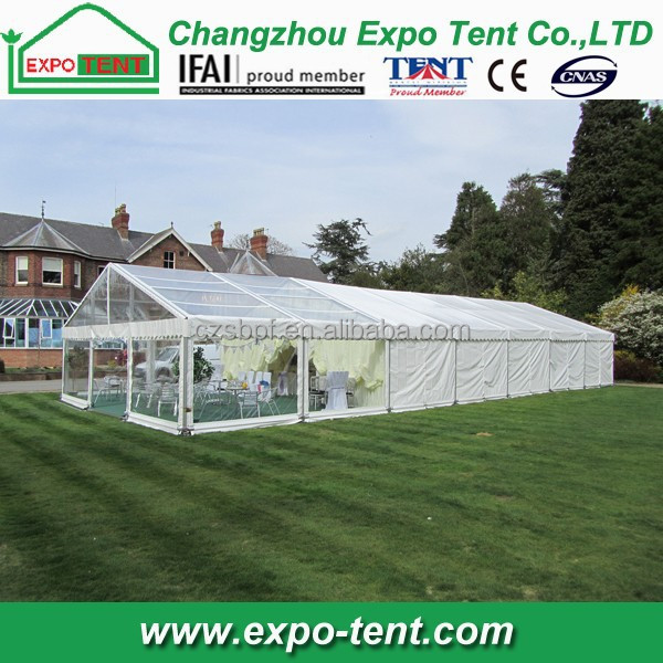 Outdoor wedding party waterproof tent canopy for sale