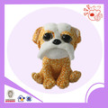 custom plush toy new stuffed animal plush dog for wholesale