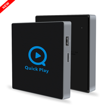 Quick Play QII Digital TV Tuner Box with Software Upgrade Function