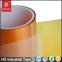 High temperature resistant polyimide film silicone double-sided adhesive tape