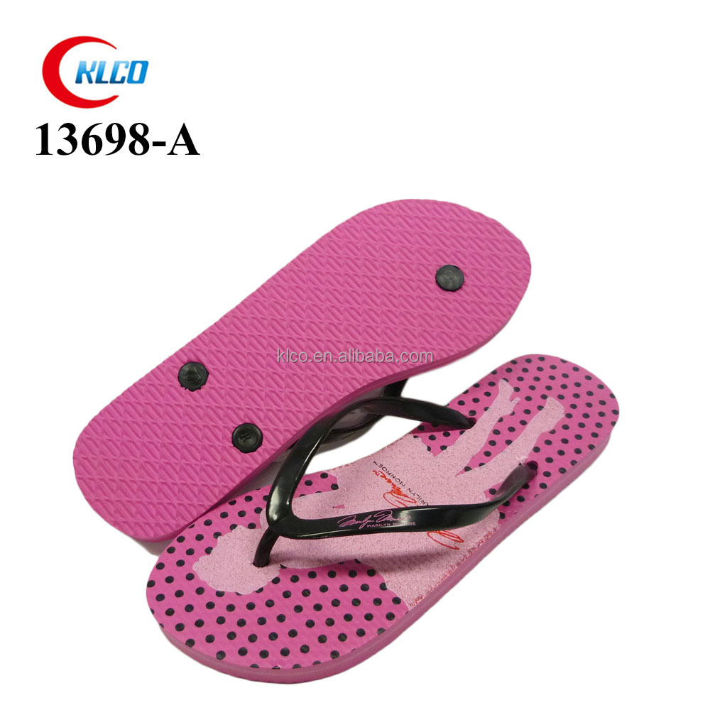 Most popular OEM design beach shoes womens