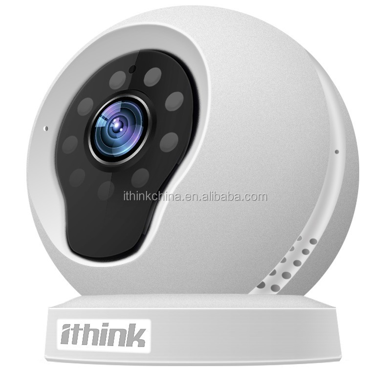 Wifi IP Ithink Zoom PTZ Smart Home Security CCTV Camera HD P2P 720P Baby Monitor Low Cost Camera