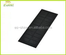 9v/110mA/145x58mm/Mini Epoxy Solar Panel Module For solar lights,/Solar toy/solar products use