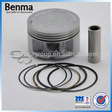 manufacture of pistons for motorcycle/motorcycle piston/high quality bajaj pulsar 150 spare parts