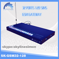 goip 32 sk 32-128 ports gateway avoid sim blocking voip gsm gateway skyline brand