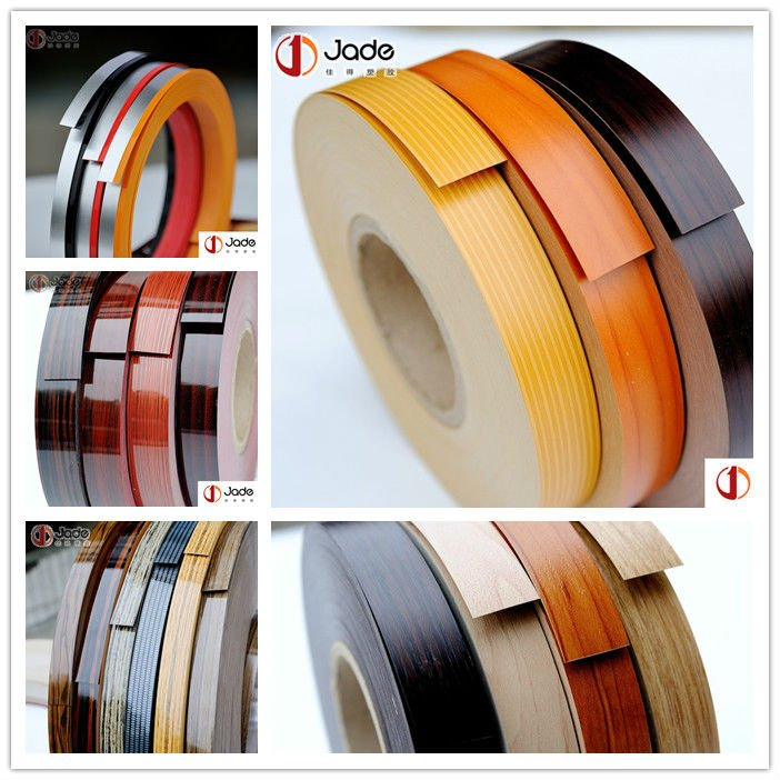 0.25mm-3.0mm PVC Edge Banding for Furniture