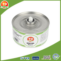 heat food green canned wick chafing fuel