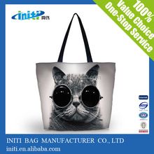 Wholesale Alibaba foldable non woven t shirt bag For Shopping