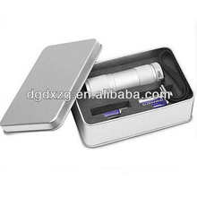 Metal gift tin box