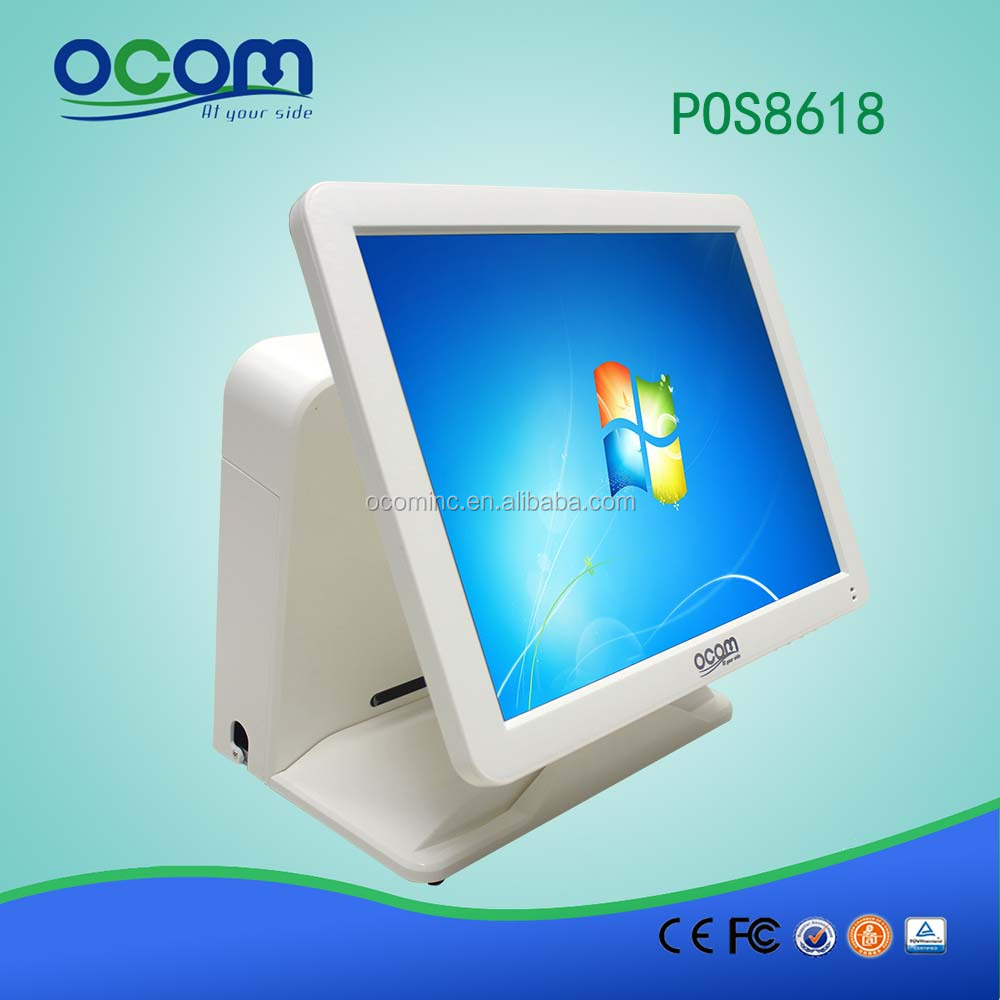 fiscal cash register monitor factory POS8618