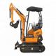 Grander digger china mini crawler excavator XN18 1.8Ton