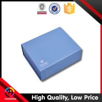 Classic Design High End Handmade Super Price Custom Paper Gift Box With Handle