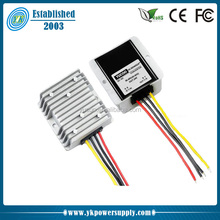 DC DC converter for solar energy,electric motors, car LED, 24/12V step down to 4a, 5a, 8a,etc, customization acceptable