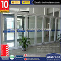 Thermal Break System Aluminium Bi folding Door with German hardware