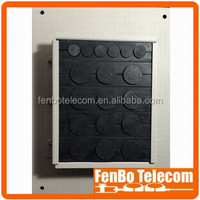 Multi cable entry system/cable hanger/cable clamp