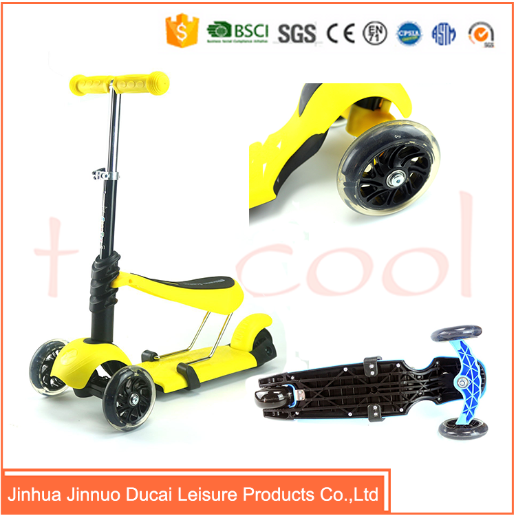 Import china step scooters for older kids TK03