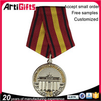 Promotion cheap medal badge making materials