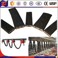 custom various types of cables, shields electrical cable type and soft flat cable