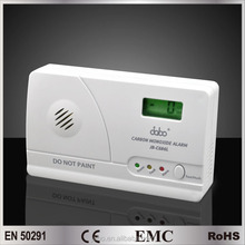 China product !popular! independent type smart home security alarm system with LCD screen