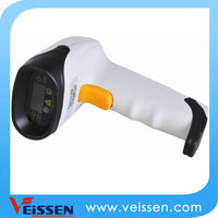 CE approved china handheld barcode scanner with display