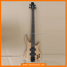EB016 Natural Color Electric Bass 4 String