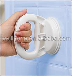 Safety Bath Grip Handle Bathroom Suction Cup Handle plastic handle