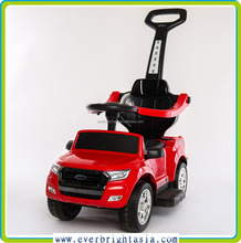Ford Licensed Tolo Car, Pick Up,With Push Bar, Battery Or Pedal Option