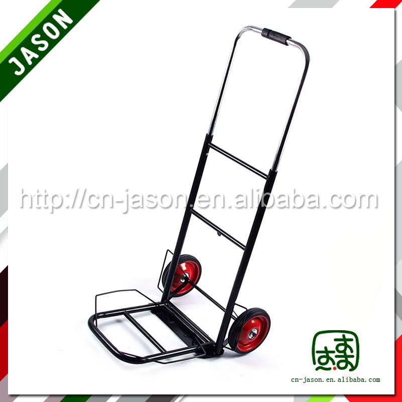 Best sale Pooyo steel luggage carry cart 110SP