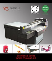 new factory industrial uv printer / workshop equipment and machine for printing on metal
