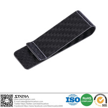 Muti-use RFID-Prevention carbon fiber money clip