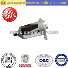 High quality hot sale starter motor for YBR125 /motorcycle spare parts/motorcycle starting motor