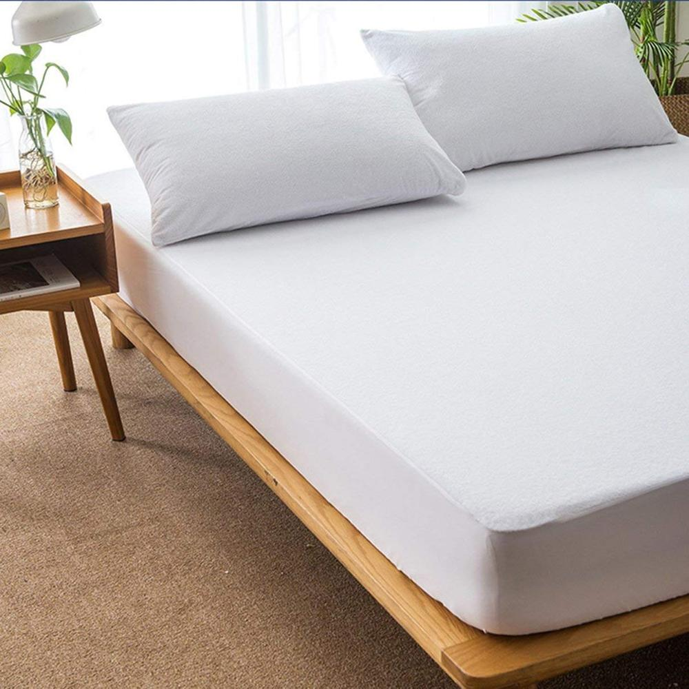 Double Size Mattress Protector Cover Waterproof and Breathable - Jozy Mattress | Jozy.net