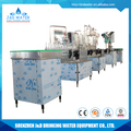 High-performance bottle spout filling capping machine