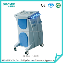 CE mark male sexual dysfunction therapeutic machine,penis treatmen equipment,Advanced male sexual ed treatment machine