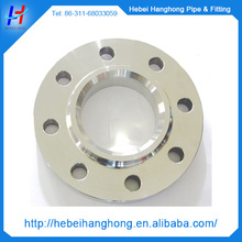 carbon steel weld neck ansi b16.5 flat face flange