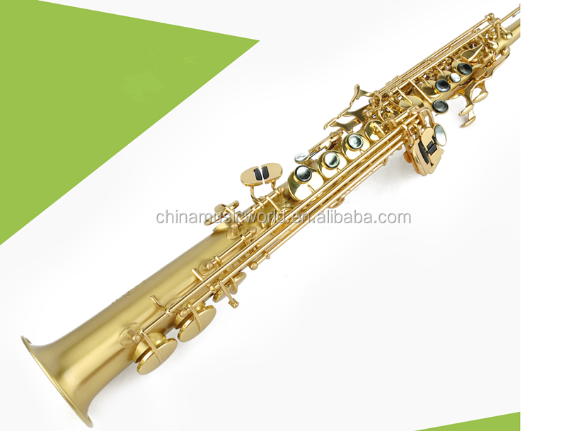 Afanti professional brass finish tenor saxaphone(AF-BS1030)