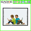 Educational supplies Hangzhou Gaoke interactive touch screen chalkboard interactive smart board