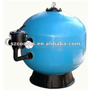 Home use Side-mount swimming pool fiberglass sand filter