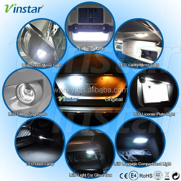 New products led license lamp for Audi led number plate light for Audi A5 B5 A3 8L AS/S3 A4/S4