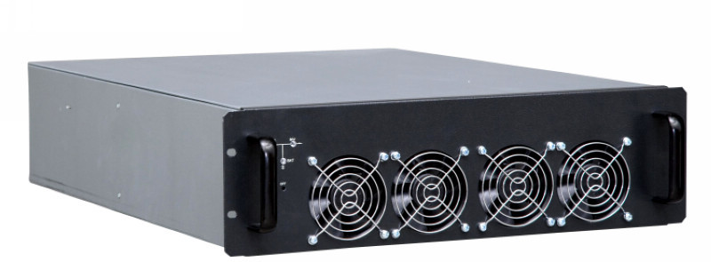 20-60kVA RM Series in-Built Battery Modular Online UPS