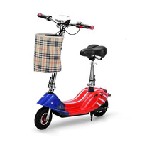 2 Big Lithium Wheels Cheap Stand up Electric Scooter for Adults and Kids