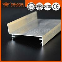 Portable cheap window aluminum extrusion profiles for window