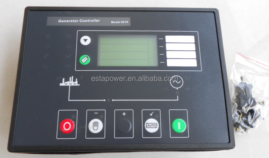 DSE5210 generator automatic control panel 5210