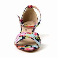 2016 Girls Fashionable Sandals Monogram Women Shoes Sandals